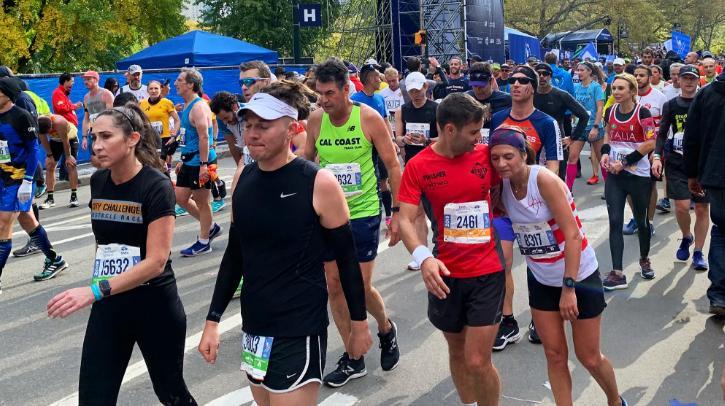 马拉松比赛易让身体受损 跑后应至少恢复2周