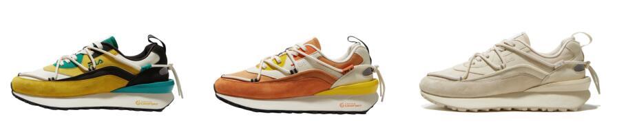 复古正当时 FILA FUSION重塑JOGGER DX跑鞋插图2
